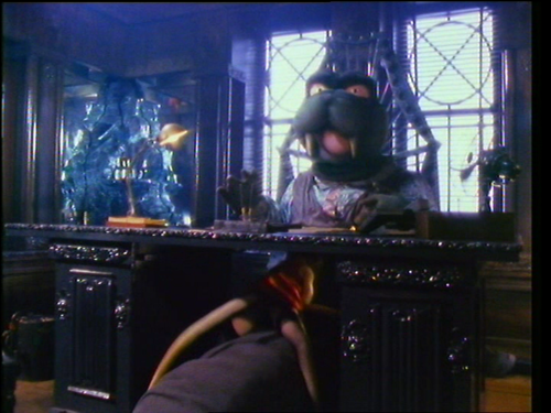 meet the feebles massacre at wounded